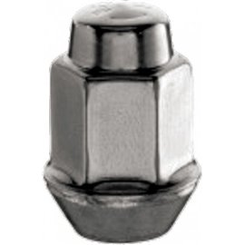 39246 MUTTER M12X1,50/36/19 (KINNINE, P36, CH19) +INOX KÜBAR, OE: MOKKA