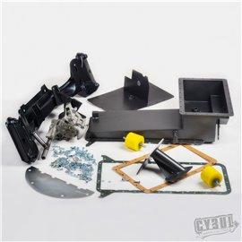 CYBUL BMW E36 and Z3 M60/M62 engine swap kit