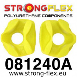 StrongFlex 081240A: Engine rear mount inserts SPORT (Acura)