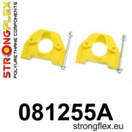 StrongFlex 081255A: Engine right lower mount inserts SPORT (Acura)