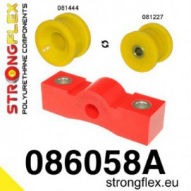 StrongFlex 086058A: Shift lever stabilizer and extension mounting bush kit SPORT (Acura)