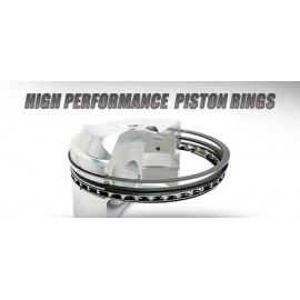 JE-Pistons Ring Set (1.59x1.59x4.76mm) (Single Piston)