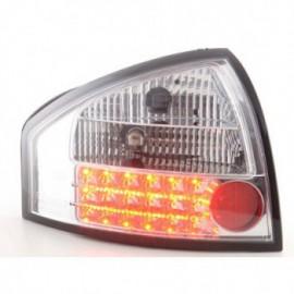 LED Seitenblinker Audi A3 8L 96-00 A4 95-00 chrom side marker