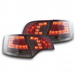 Led Rear lights Audi A4 Avant type 8E Yr. 04-08 black