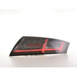 LED rear lights Audi TT 8J Yr. 06-14 black
