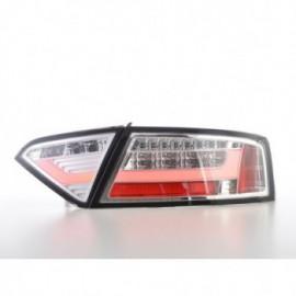 LED rear lights Audi A5 incl. Sportback Yr. 07-11 chrome