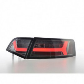 LED rear lights Audi A6 4F saloon Yr. 08-11 smoke