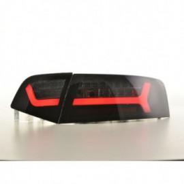 LED rear lights Audi A6 4F saloon Yr. 08-11 black