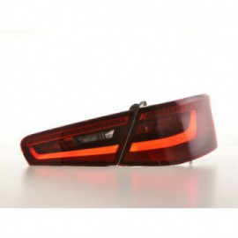 LED rear lights Audi A3 (8V) 3 doors Yr. 12-16 red/clear