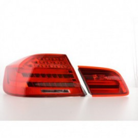 Led rear lights BMW serie 3 E92 Coupe Yr. 06-10 red/clear