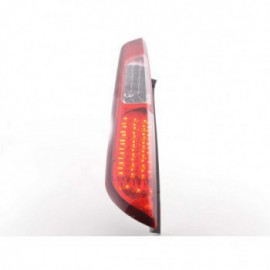 Led Rear lights Ford Focus 2 5-door Yr. 08-10 red/clear