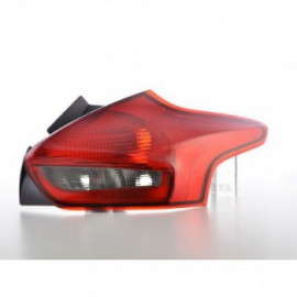 LED rear lights Ford Focus 5-T?¼rer Yr. from 2014 smoke