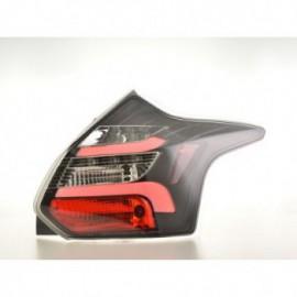 LED rear lights Ford Focus 3 hutchback Yr. 11-14 black