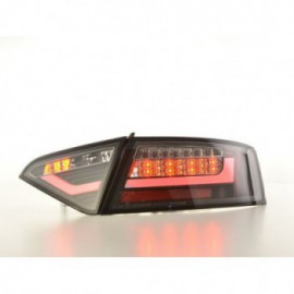 LED rear lights Lightbar Audi A5 8T Coupe/Sportback year 07-11 black