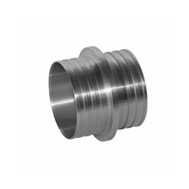SFS alu hose joiner 28mm