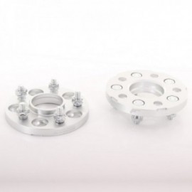 Japan Racing JRWA3 Adapters 15mm 5x114 66,1 66,1 Silver