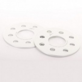 Japan Racing JRWS1 Spacers 5mm 4x114/5x114 66,1 Silver