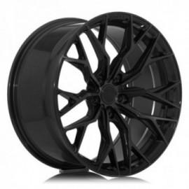 Concaver CVR1 20x10,5 ET15-43 BLANK Platinum Black