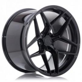 Concaver CVR2 20x10,5 ET15-43 BLANK Platinum Black