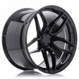 Concaver CVR3 20x10 ET45 5x112 Platinum Black