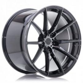 Concaver CVR4 20x10 ET20-48 BLANK Double Tinted Black