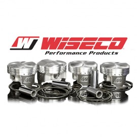 Wiseco Piston Kit HD 1200 Sportster '04-10 Dome 10.5:1 (BOD)
