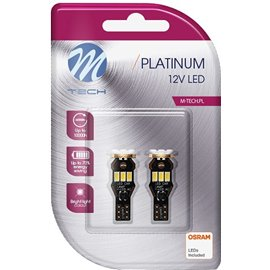 LB817W 12V T15 LED PIRN 3,5W W16W CANBUS PLATINUM BLISTER 2TK (OSRAM LED) M-TECH