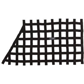 TRS Window Net 1/4 light BLACK