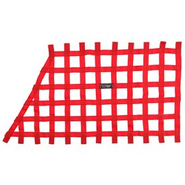 TRS Window Net 1/4 light RED