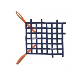 SPARCO window net FIA BLUE