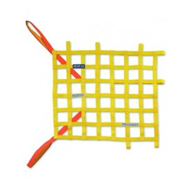SPARCO window net FIA YELLOW