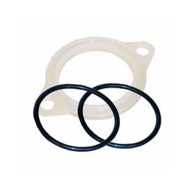 Weber DCOE - DCO/SP 48 Carburettor Nylex Carburettor to Manifold Spacer Plate & 2 Seals