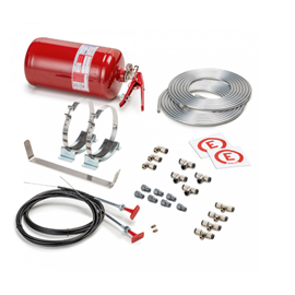 SPARCO 014772MSL Mechanically activated extinguisher system