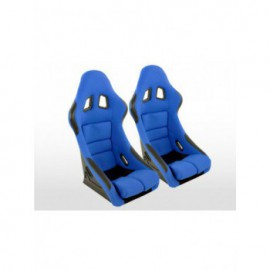 Sportseat Set Edition 2 fabric blue