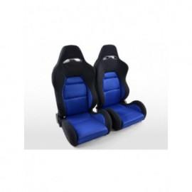 Sportseat Set Edition 3 fabric blue/black