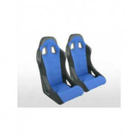 Sportseat Set Edition 4 fabric blue