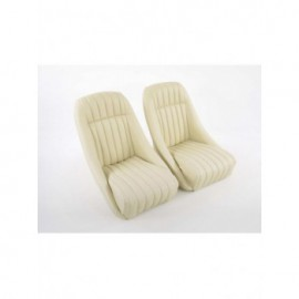Sportseat Set Montgomery artificial leather beige