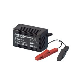 Battery Charger 12V 2.7A 3-stage For Lead Acid