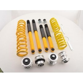 Coilover kit suspension kit Mercedes Benz C-class W204 saloon year of construction 2007-2014