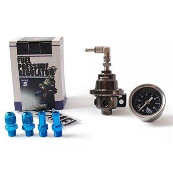 CNR fuel pressure regulator with gauge