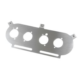 Pipercross C6061 PX600 base plate DCOE DHLA carb spacing 120mm