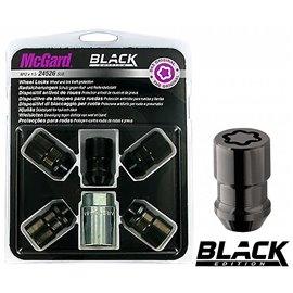 M24157SUBD LUKUSTUSM.  MCGARD (BLACK) M12X1,50/32,5/17-19 (P32,5, CH17/19)