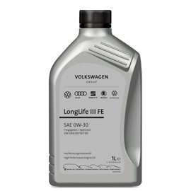 0W30 VW GROUP LONGLIFE III FE 1L