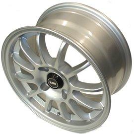 "Rally Design 15 x 7"" Alloy Wheel - Ford Fitting - Kit car (ET38)"
