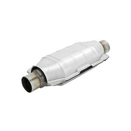 FLOWMASTER METALLIC CATALYTIC CONVERTER Universal 225 Series - 2.50 in. Inlet/Outlet