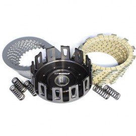 Wiseco Alloy Clutch Plate Kit Honda CR 125 '86-89