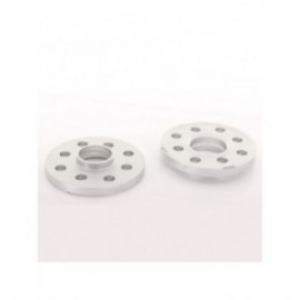 Japan Racing JRWS2 Spacers 10mm 5x100/112 57,1 57,1 Silver