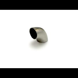 38mm Welding bend 90° Stainless Steel Centerline radius  42 mm