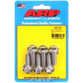 ARP Motor Mount Bolt Kit Chevy SB 4-Bolt Hex