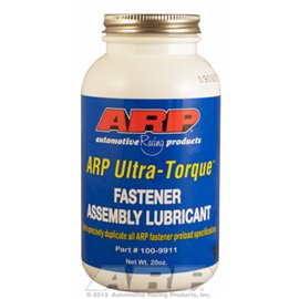 ARP Ultra Torque lube 20 oz. brush top container